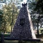 Pomnik Grunwaldzki w Szczkowej