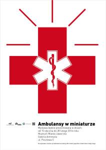 Ambulansy w miniaturze