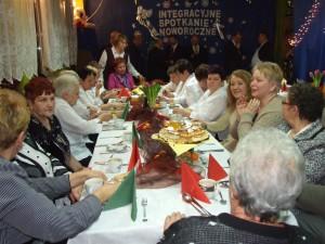 Integracyjne Spotkanie Noworoczne w LKS-ie