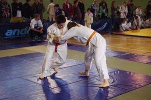 Sukcesy na matach judo i ju-jitsu