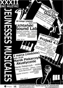 """XXXII Dni Muzyki """"Jeunesses Musicales"""""""