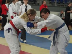 Mistrzostwa Polski Kadetów w Ju-jitsu