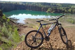 Jaworznianin.pl na rowerze: Szlakiem kilku ciekawych panoram