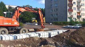 Budują nowe parkingi