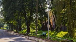 Wróblewskiego doświetlona