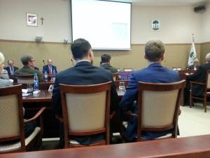 Czwartkowa sesja Rady Miejskiej