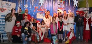 Mikołaj z FIO w Ciężkowicach [foto]