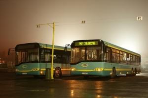 Autobusem z Sylwestra