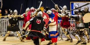 Rycerze rywalizowali w Jaworznie