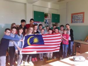 Goście z Iranu i Malezji w SP 7