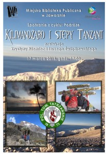 Kilimandżaro i Stepy Tanzanii