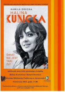 Halina Kunicka odwiedzi Jaworzno