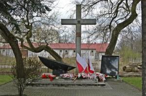 Uczcili pamieć pomordowanych