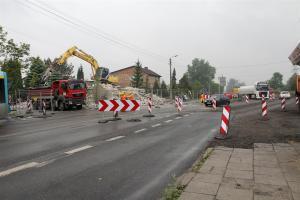 Miliony na remont Krakowskiej