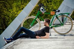 Kręć Kilometry dla zdrowia i… stojaków