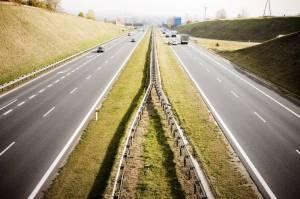 Wymiana nawierzchni jezdni na A4 Katowice-KrakA?w