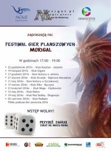 Festiwal Gier Planszowych powraca!