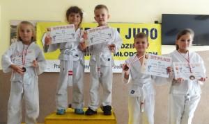 Kolejne medale młodych sportowców