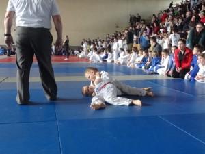 Turniej Dzieci i Młodzików w Judo