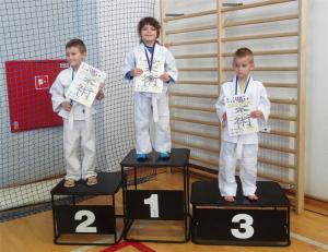 Adam Łąka wygrywa Turniej Młodych Mistrzów