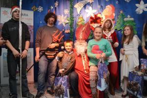 Święty Mikołaj w LKS Ciężkowianka [foto]
