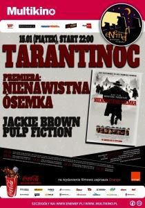 Już w piątek ENEMEF: TarantiNoc