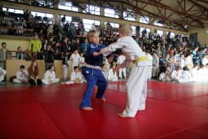 Trzy medale młodych judoków
