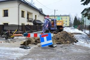 Kanalizacja w Szczakowej