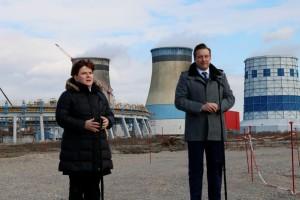 Premier Beata Szydło w Jaworznie