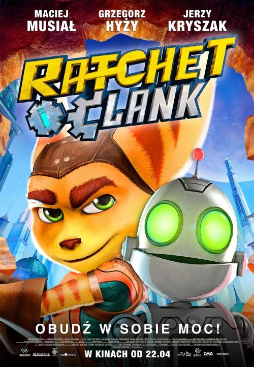 Rachet i Clank_PLAKAT