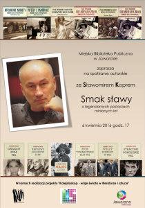 Spotkanie autorskie ze SA�awomirem Koprem