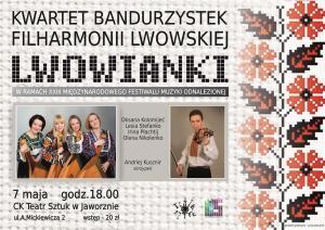 """""""Lwiowianki"""" w Teatrze Sztuk"""