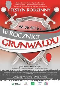 W rocznicA� Grunwaldu