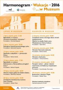 Wakacje w Muzeum Miasta Jaworzna