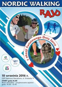 Nordic Walking w Byczynie i DA�browie Narodowej