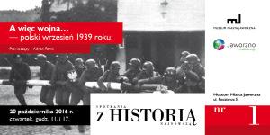 A więc wojna – polski wrzesień 1939 roku
