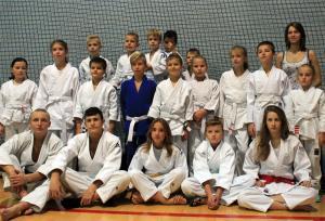 RuszyA�a OgA?lnopolska Liga Dzieci i MA�odzieA?y w Ju-jitsu