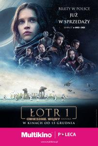 a�zA?otr 1. Gwiezdne wojny a�� historiea�? na wielkim ekranie Multikina!