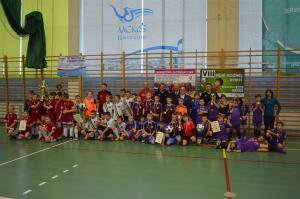 VIII Halowy Turniej Dzieci Jaworzno a��2016