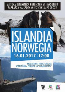 PodrA?A?e po Islandii i Norwegii