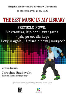 The best music in my library