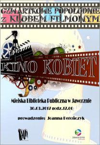 Kino kobiet w Klubie Filmowym