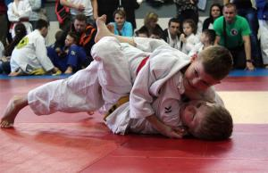 Kolejne zwycięstwa w zawodach judo