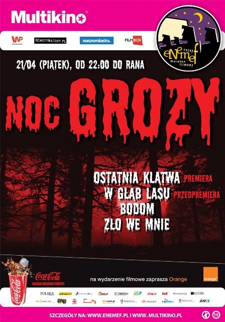 ENEMEF_Noc Grozy_PLAKAT