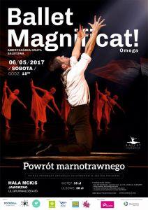 Ballet Magnificat w Jaworznie!