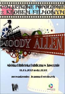 Woody Allen w Klubie Filmowym