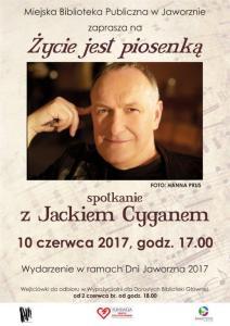 Jacek Cygan odwiedzi bibliotekA�