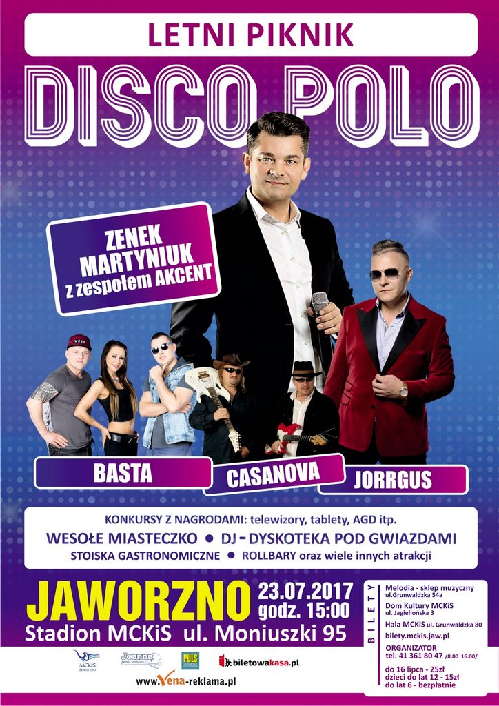 disco polo 2017 plakat