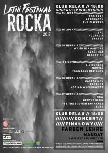 Letni Festiwal Rocka 2017