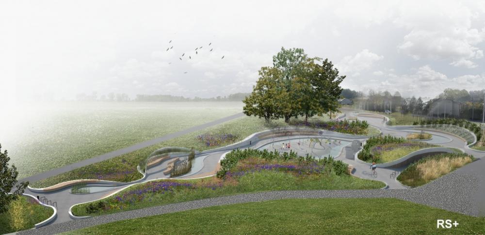 wizualizacja park wodny 1